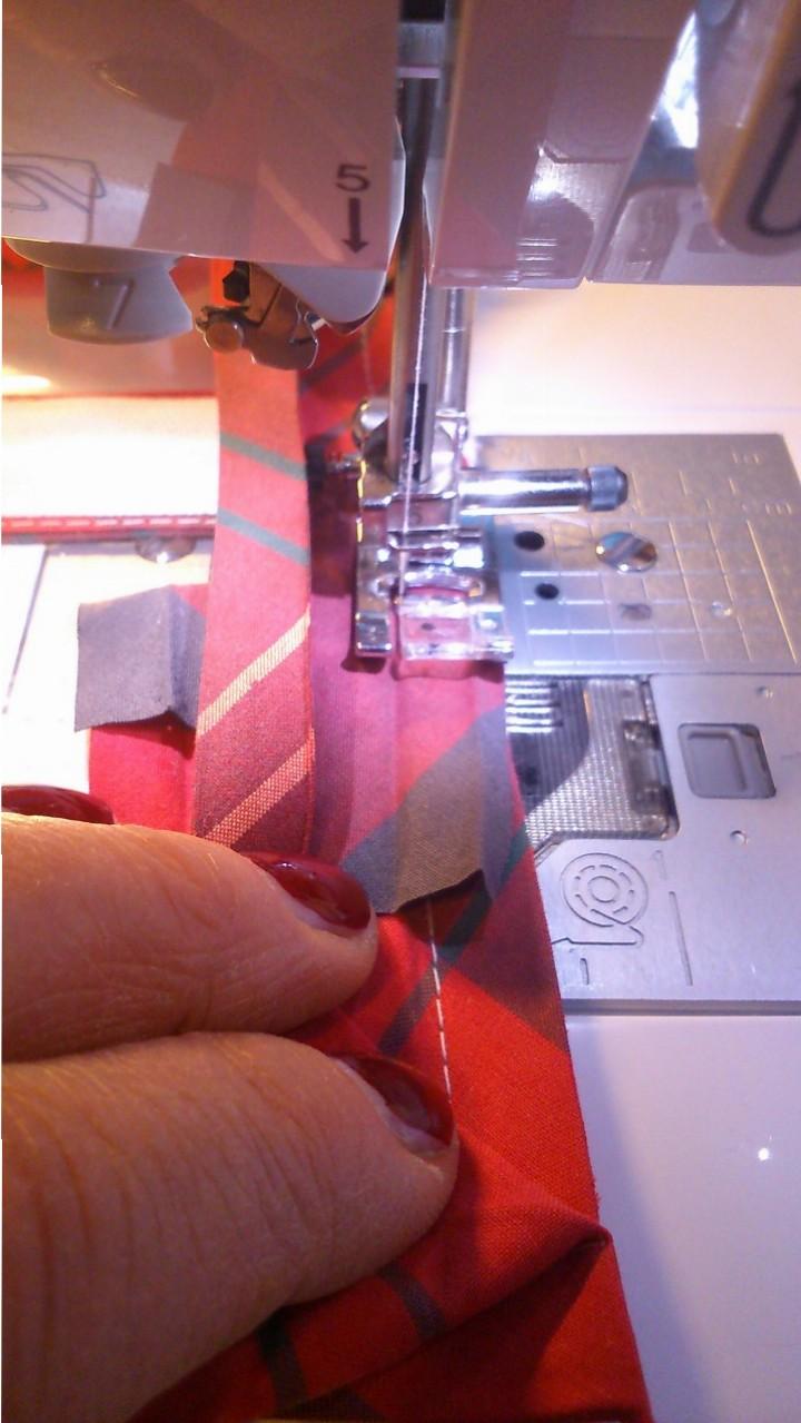 Tasche aus Vinyl - SewSimple.de