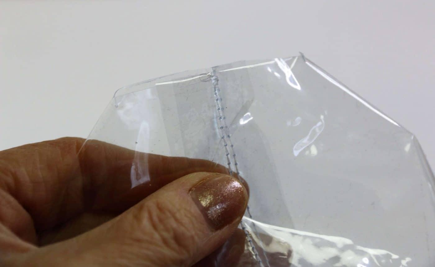 Taschen aus Vinyl nähen