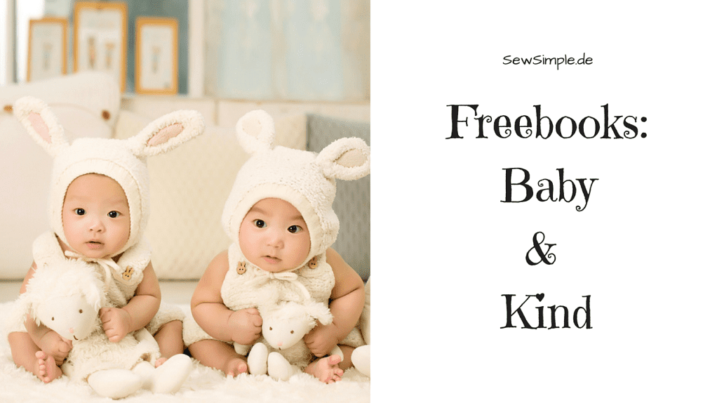 Freebooks: Baby und Kind - SewSimple.de