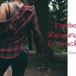 Freebooks: Kleidung für Erwachsene