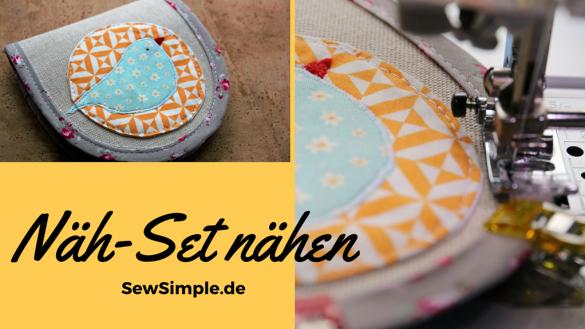 Näh-Set nähen - SewSimple.de