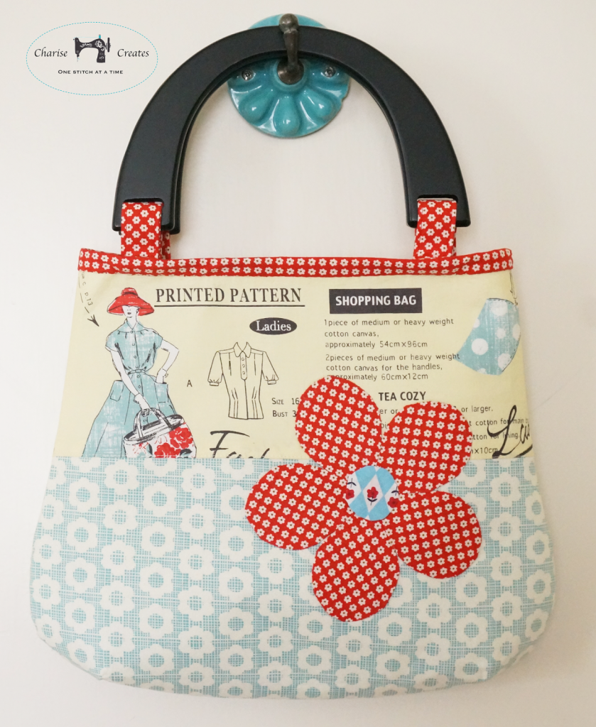 Spring Blossom Purse: SewSimple.de