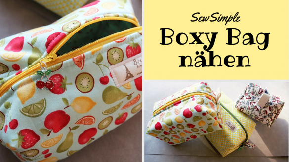 Boxy Bag - SewSimple.de
