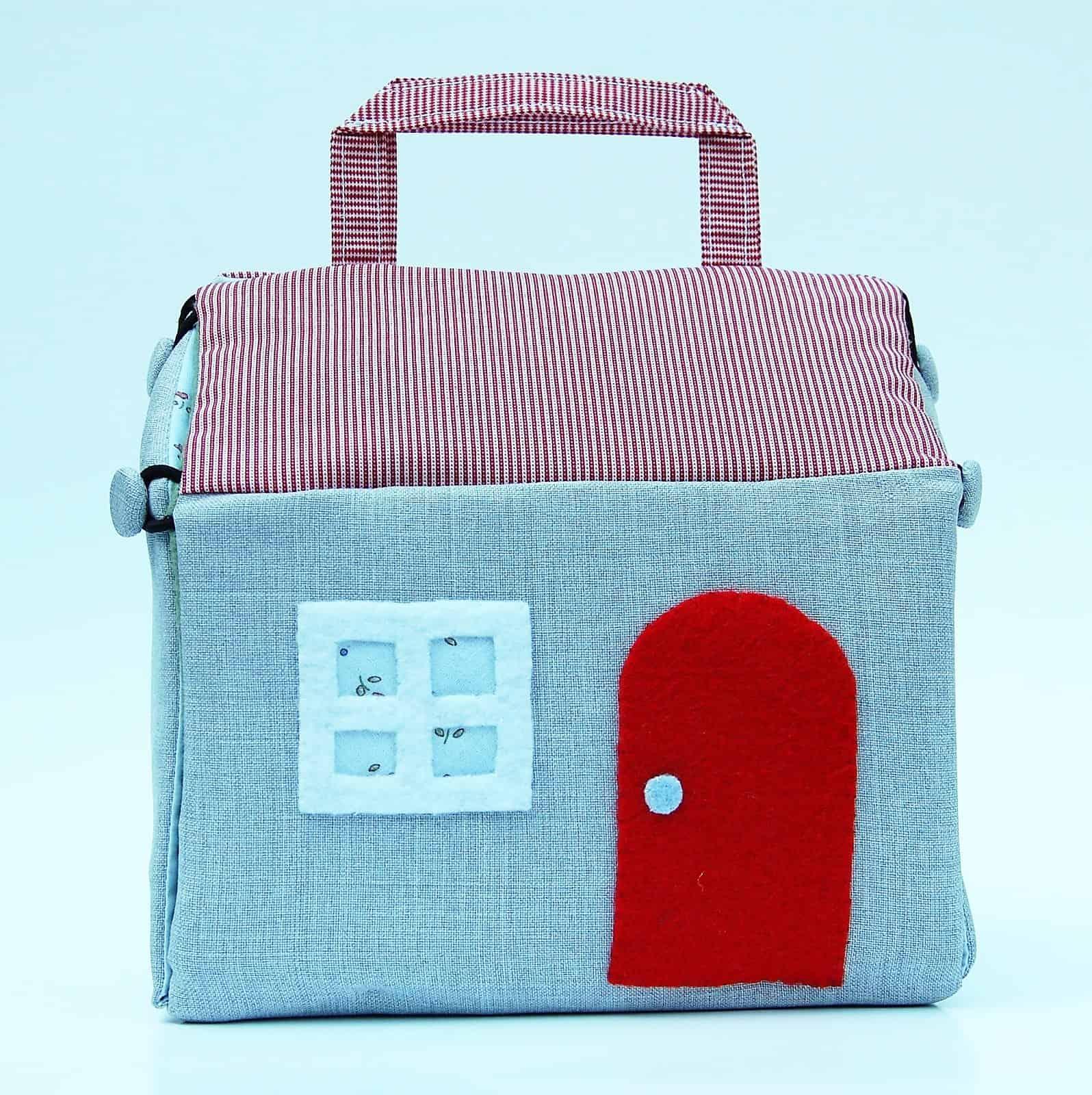 Puppenhaus von UK LASS IN US - SewSimple.de
