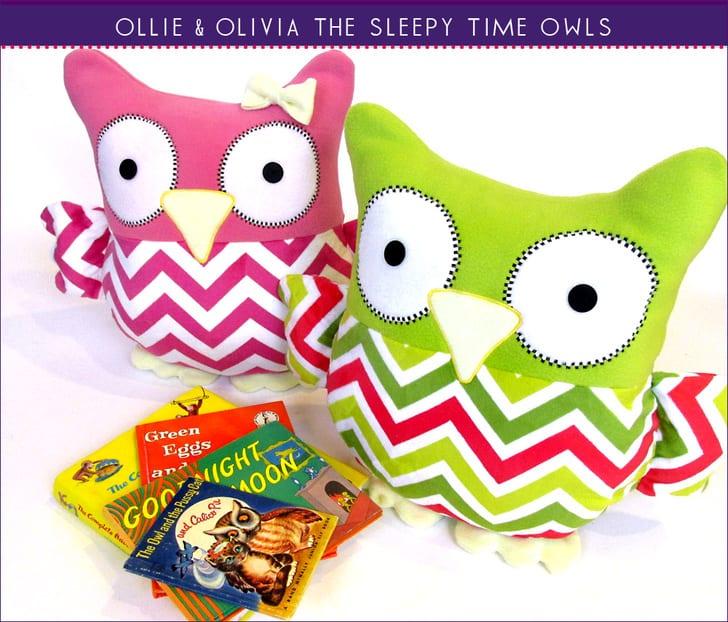 Sew4Home - Sleepy time Owls - SewSimple.de
