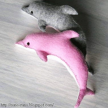 Delphin - Nuno life - SewSimple.de