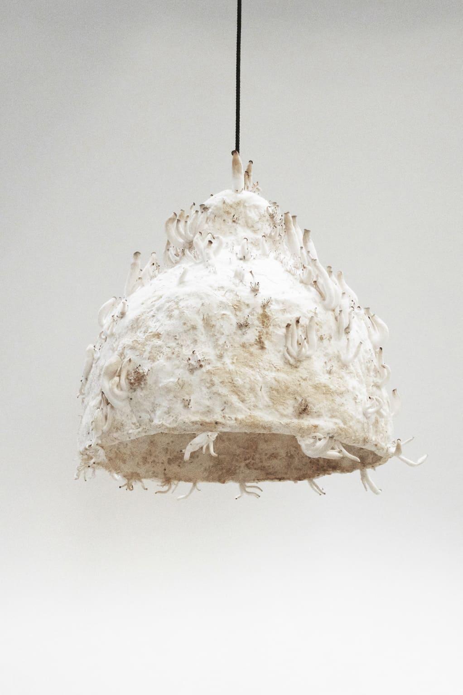 Lampenschirm aus Mxy - Jonas Edvard/Foto: http://jonasedvard.dk
