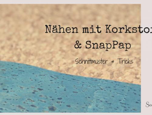 Nähen mit Korkstoff - SewSimple.de