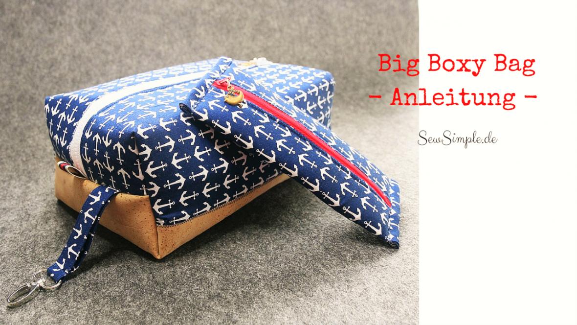 Big Boxy Bag - SewSimple.de