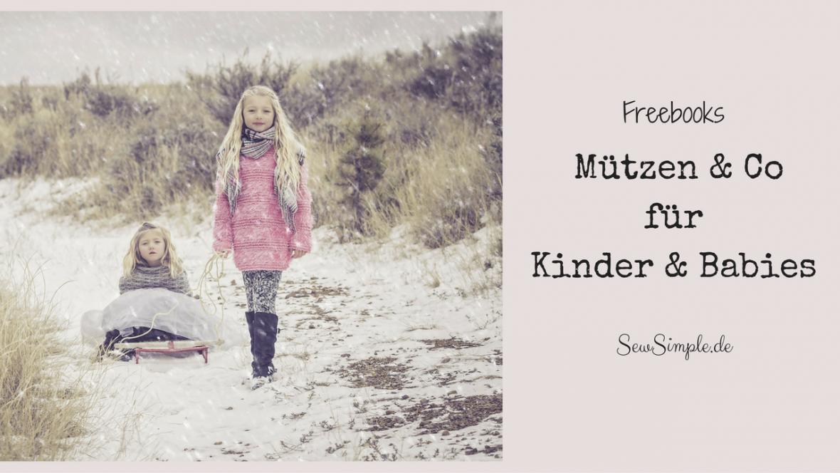 Freebook-Sammlung Mützen