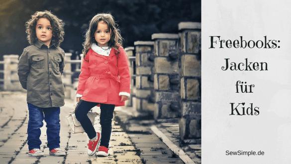 Freebooks Jacken für Kids