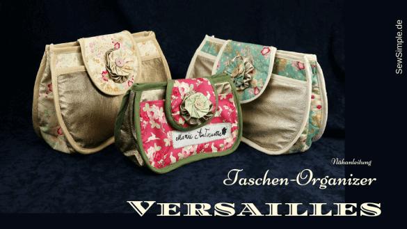 Taschen-Organizer nähen | Versailles