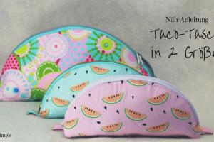 Näh-Anleitung Taco-Tasche