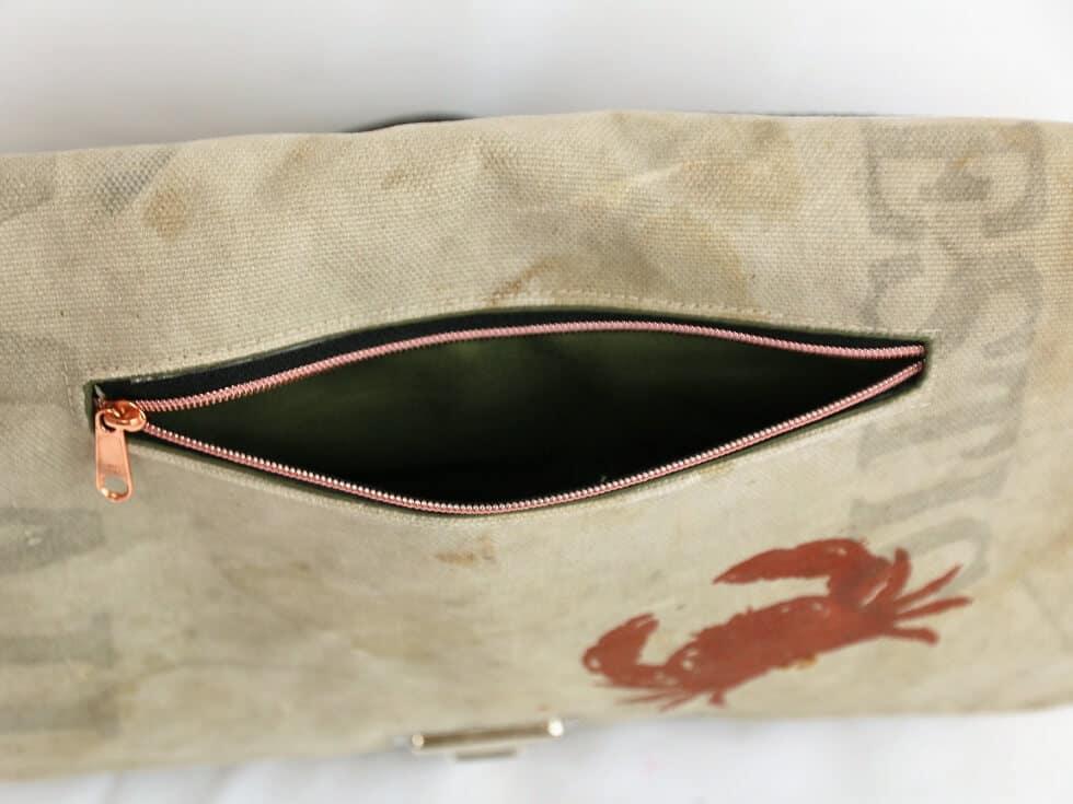 Messenger Bag nähen