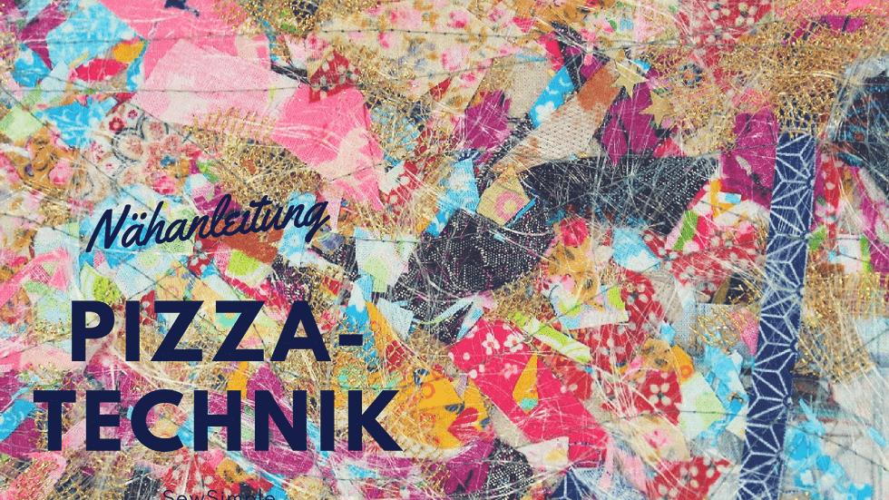 Pizzatechnik mit Heat'n'Bond