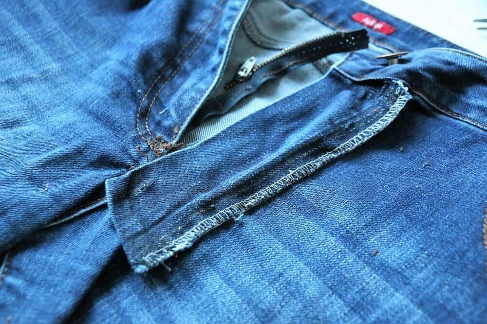 Hosen-Reißverschluss ersetzen