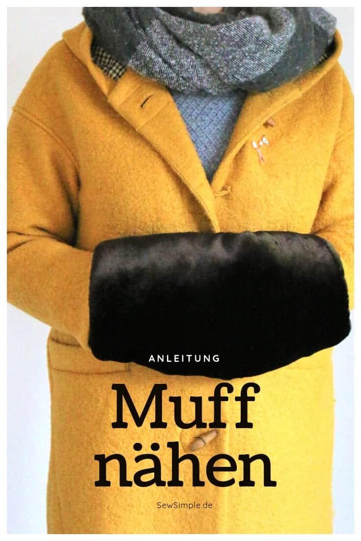 Muff nähen