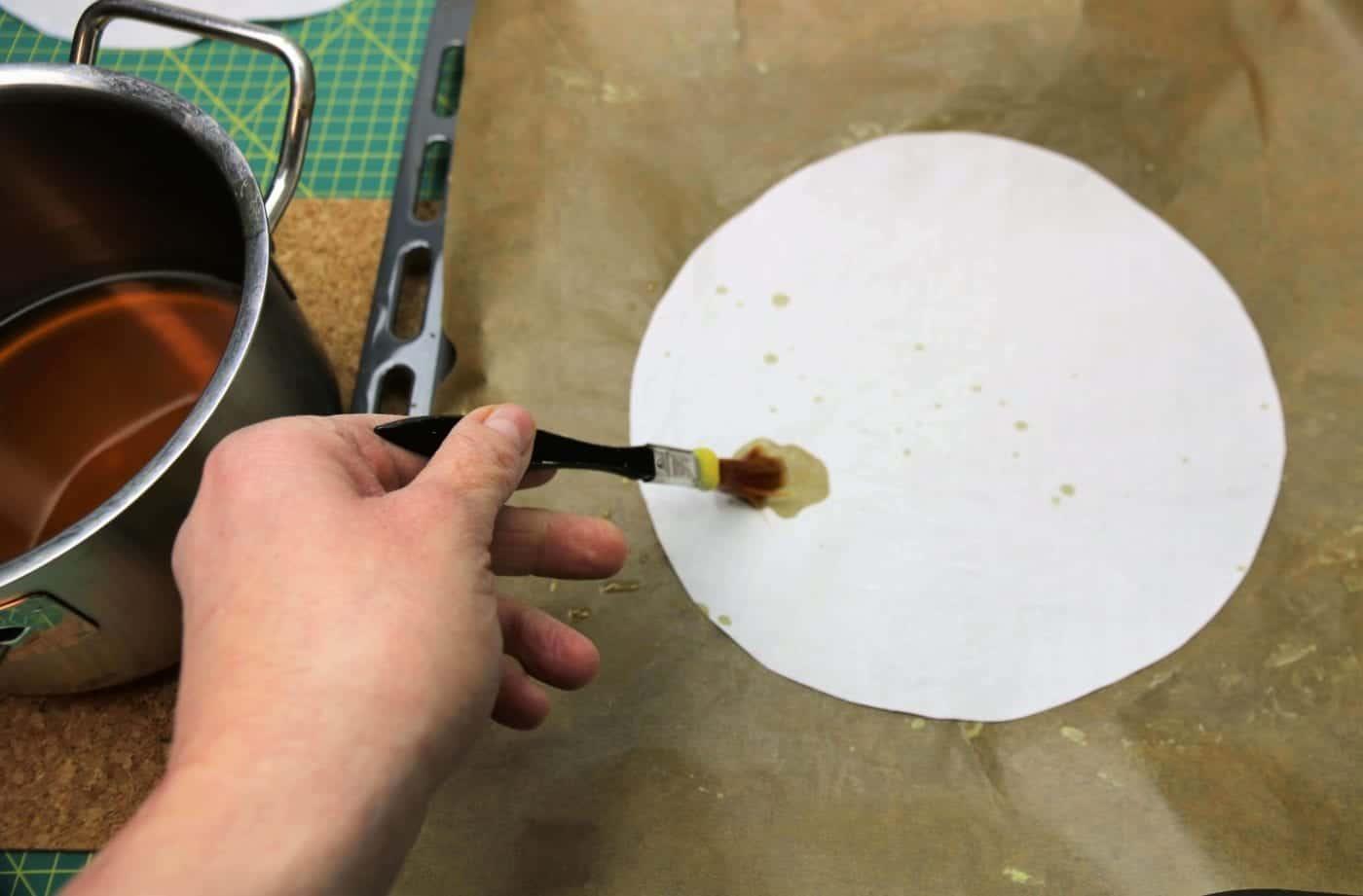 Frischhaltefolie selber machen