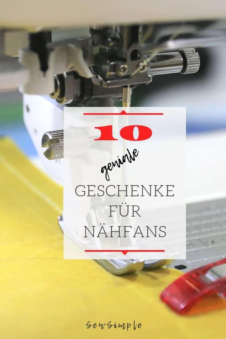 Geschenke für Nähfans