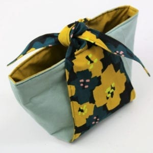 Furoshiki Taschen Schnittmuster