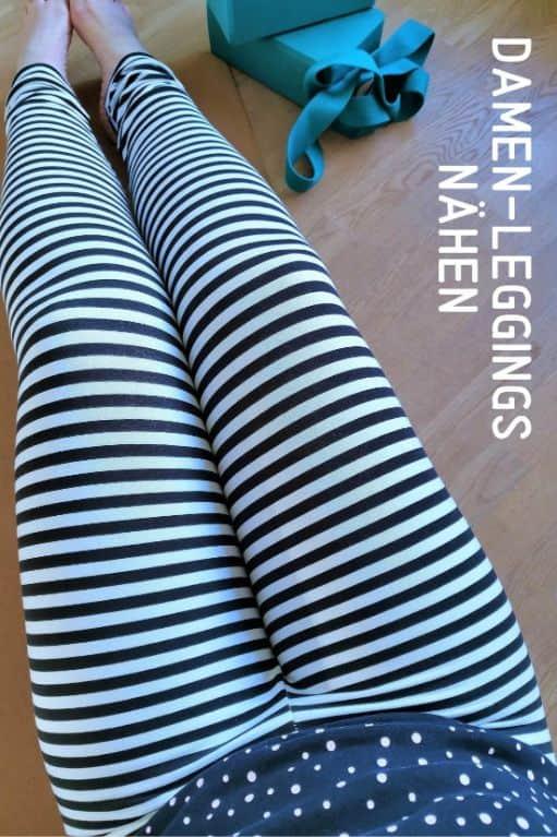 Leggings für Damen nähen