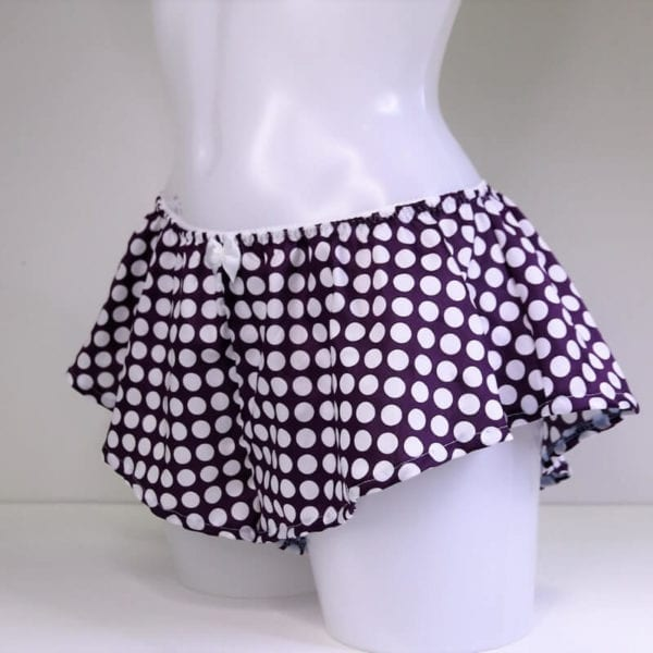 """Fluted French Knickers Schnittmuster """"Celia"""""""