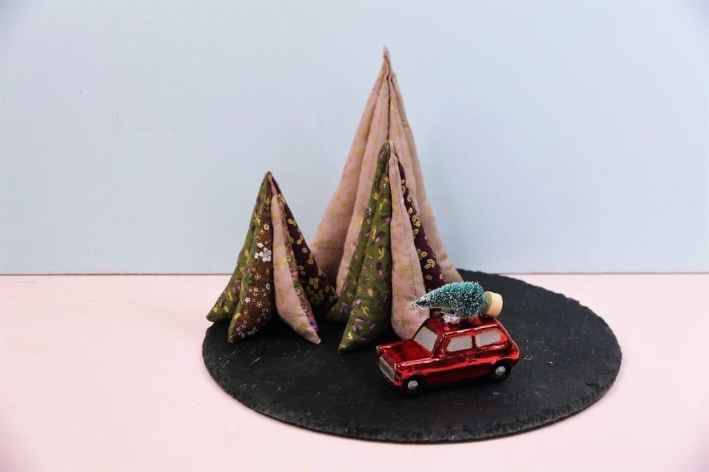 Weihnachtsbaum nähen