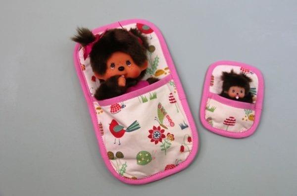 Puppenschlafsack nähen