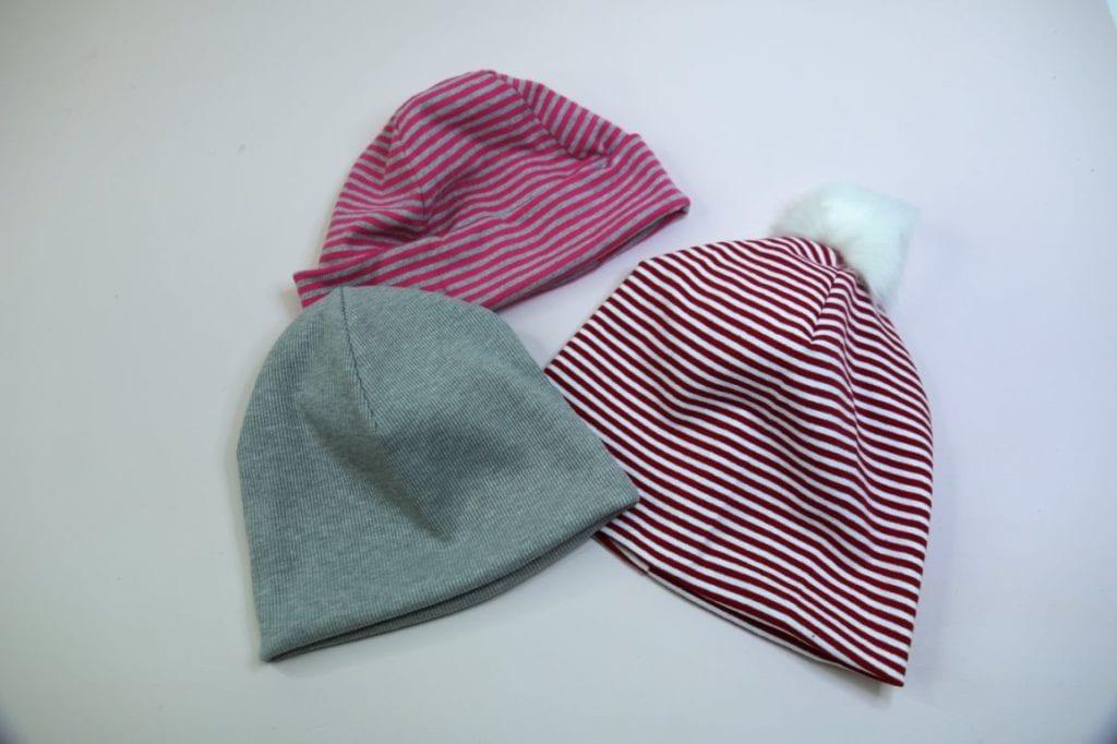 Mütze kostenlos kind schnittmuster Baby Turban