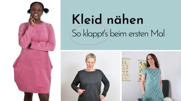 Kleid nähen_Anleitung