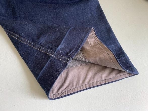 Jeans verlängern