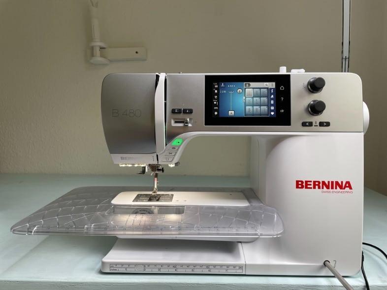 Bernina 480 Testbericht