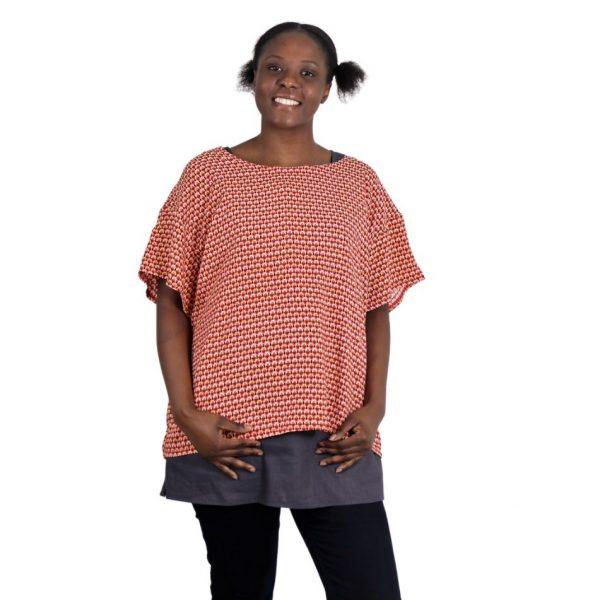 Layer Shirt nähen